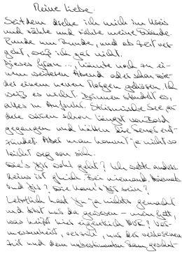 Brief Seite 1