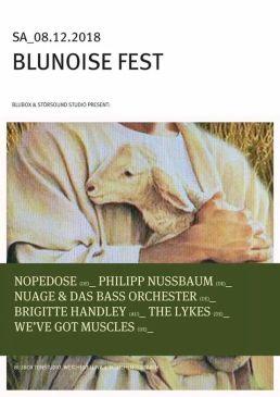 Blunoise Fest Dezember 2018